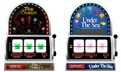 Flash Slot Machine Games