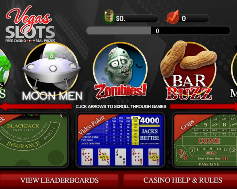 Vegas Slots Screenshot